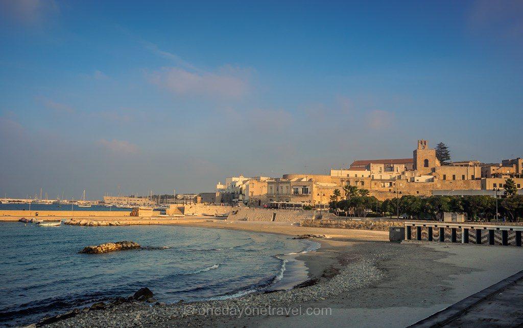 Pouilles Otranto ville