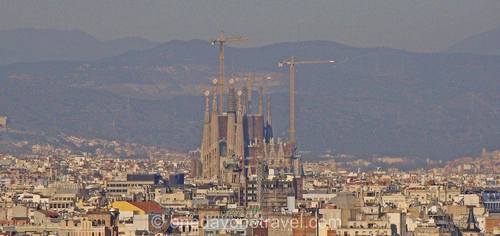 Sagrada Familia Barcelone Blog Voyage