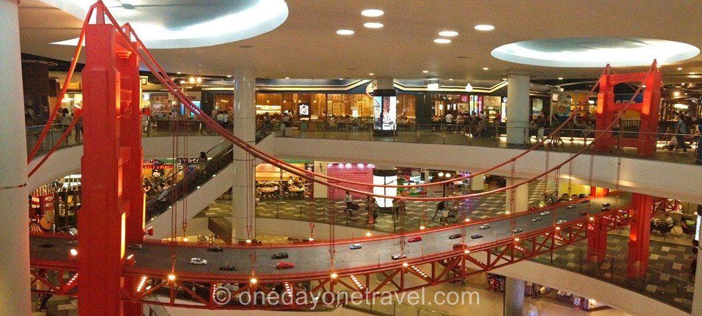 Terminal 21 étage san francisco shopping