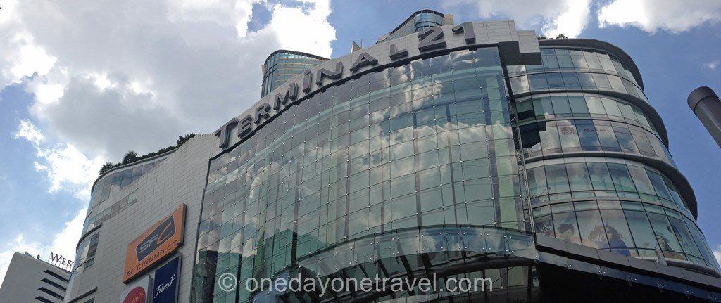 Terminal21 shopping Bangkok