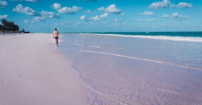 Top Plage Pink Beach Harbour island Bahamas