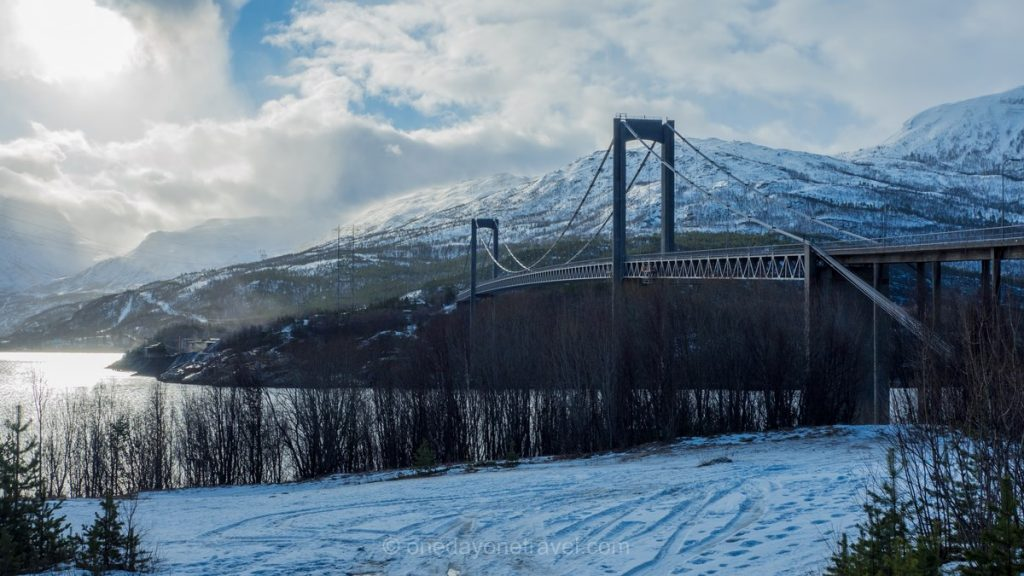 road trip Norvège du nord
