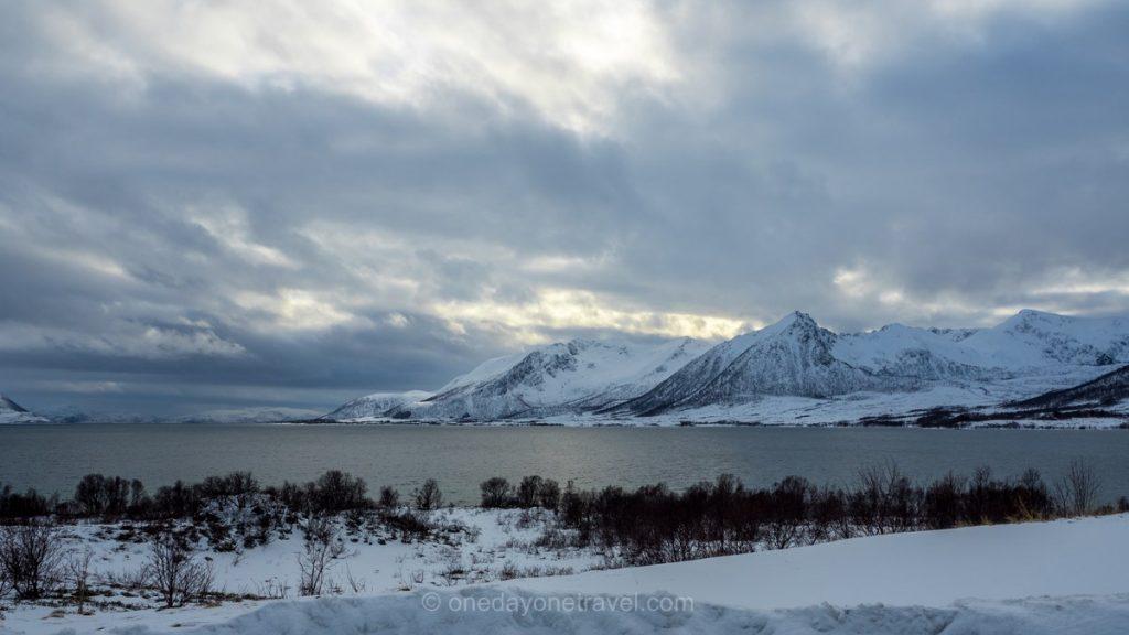 Norvège du Nord route scènique