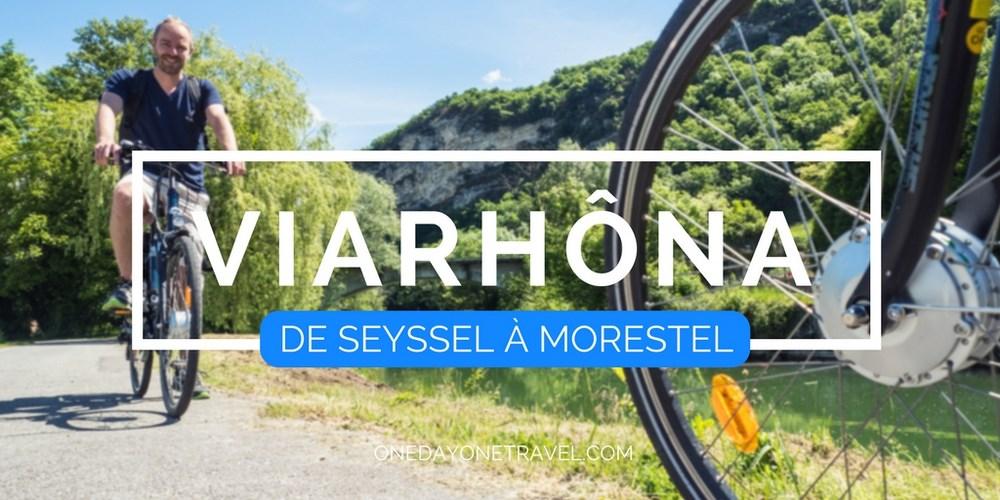 ViaRhôna Seyssel Morestel