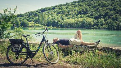 Photo of À vélo sur la ViaRhôna : Cyclotourisme de Seyssel à Morestel le long du Rhône