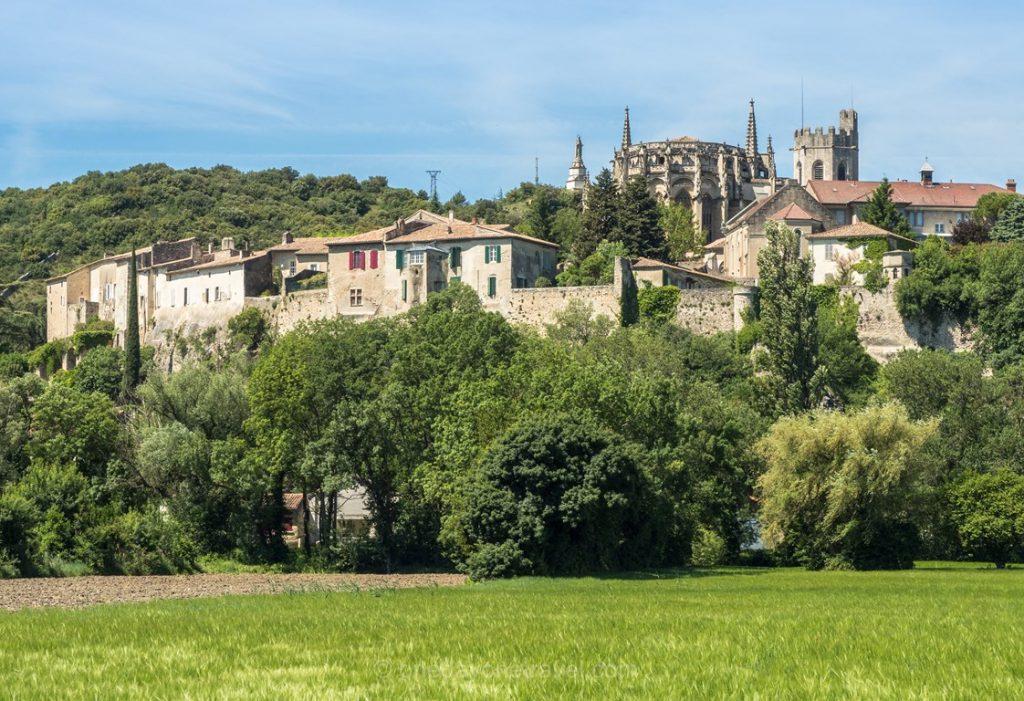 ViaRhona Viviers étape cyclotourisme