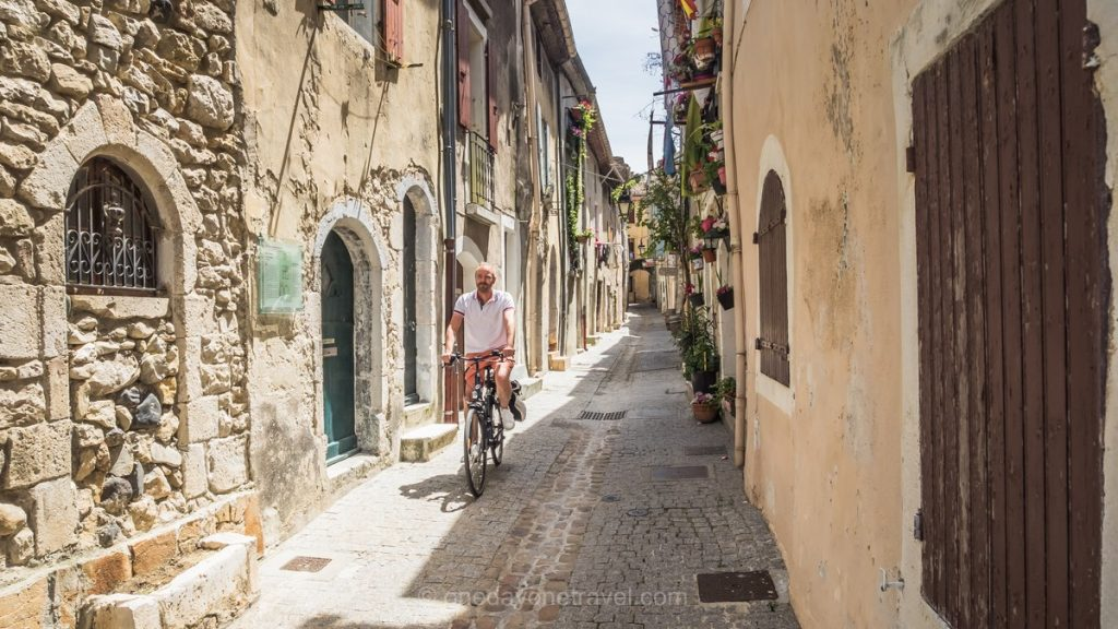 Viviers à vélo
