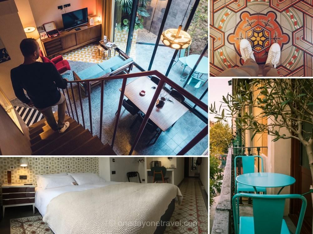 Où dormir à Barcelone retrome Blog Voyage hotel