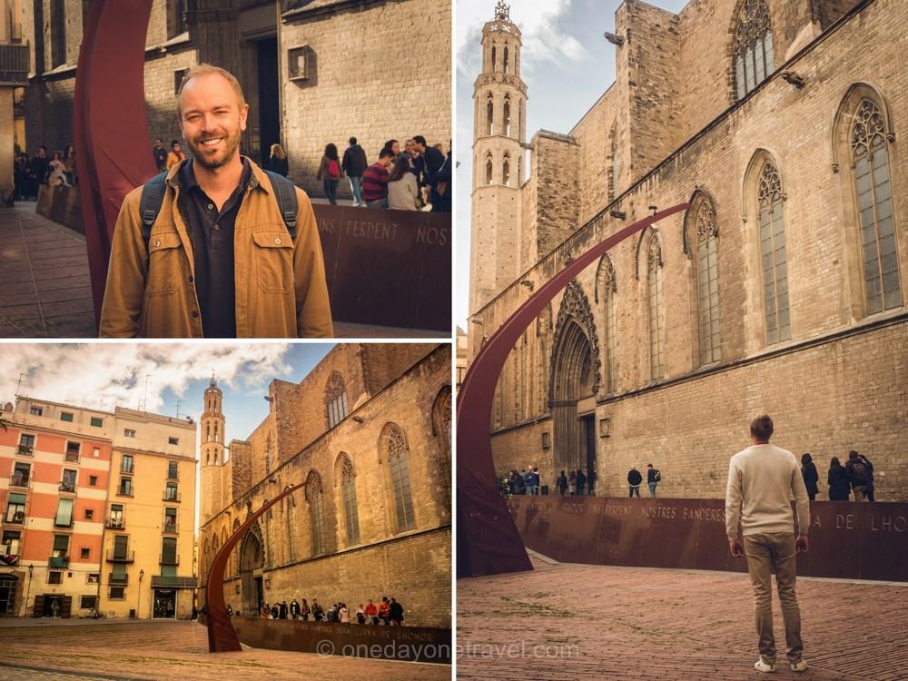 Visiter Barcelone pour la première fois Sagrada Familia El Born