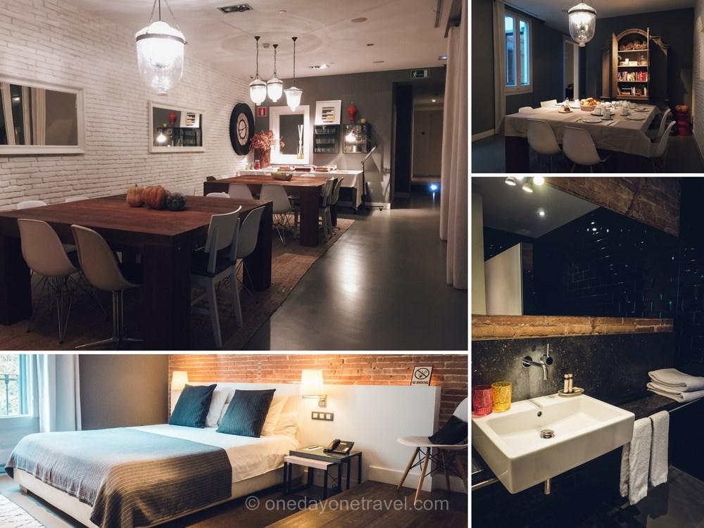 Où dormir à Barcelone 5roomes Blog Voyage hotel