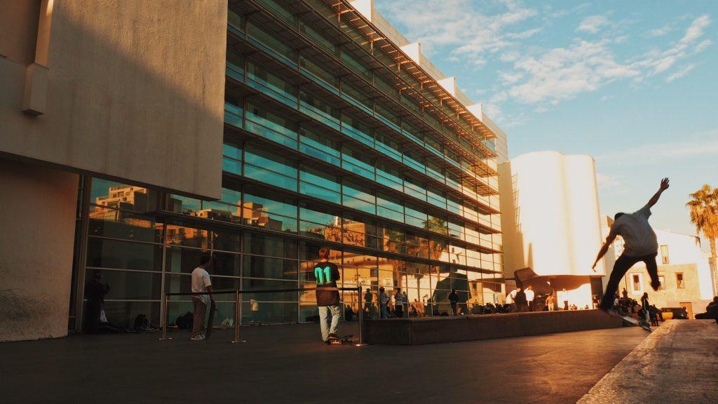 Visiter le quartier du raval Barcelone MACBA
