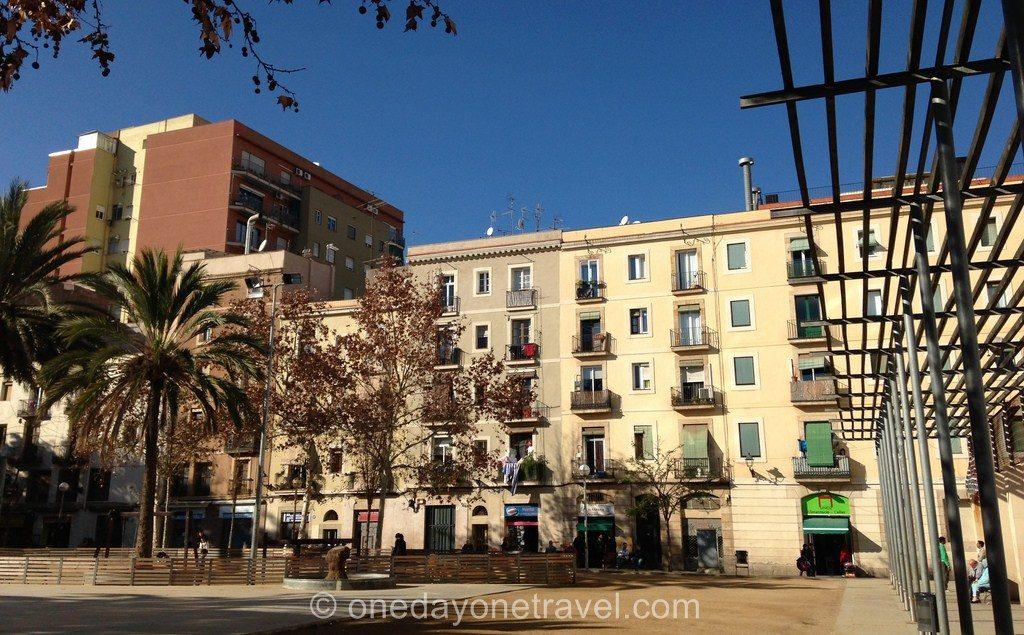 Visiter le quartier du raval Barcelone place