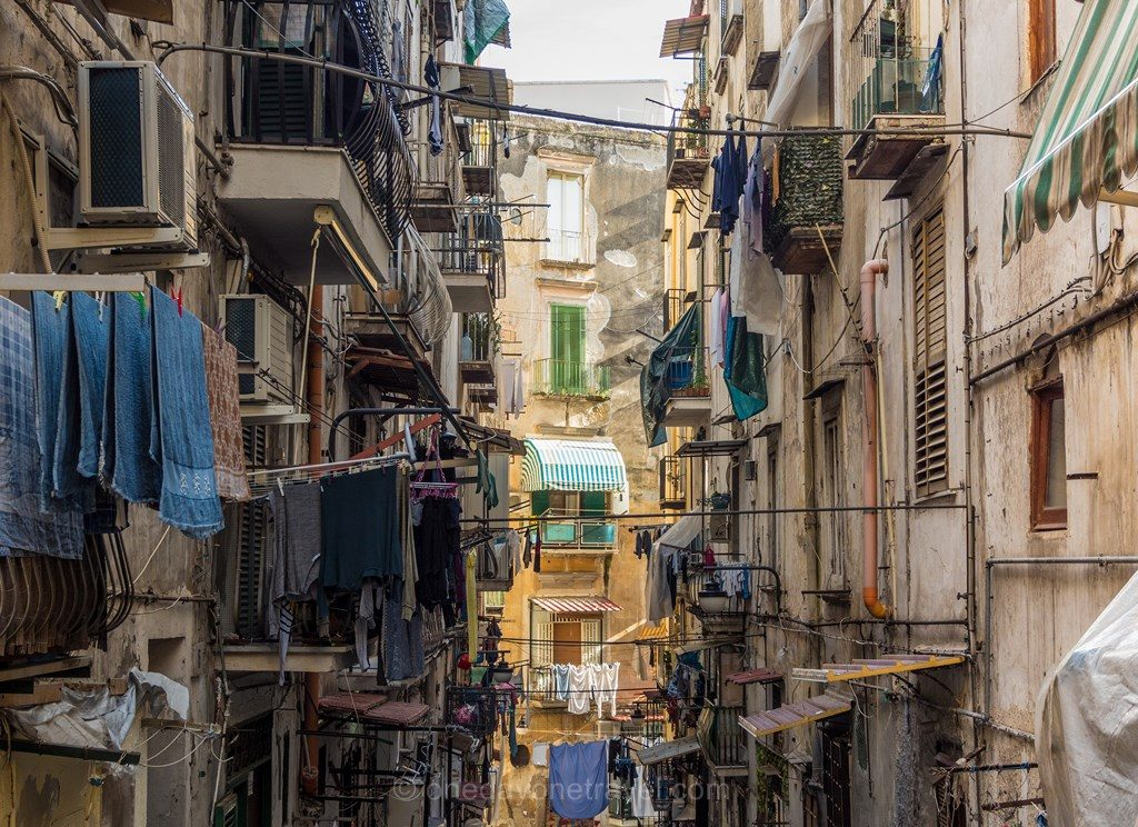 Visiter Naples blog voyage rue