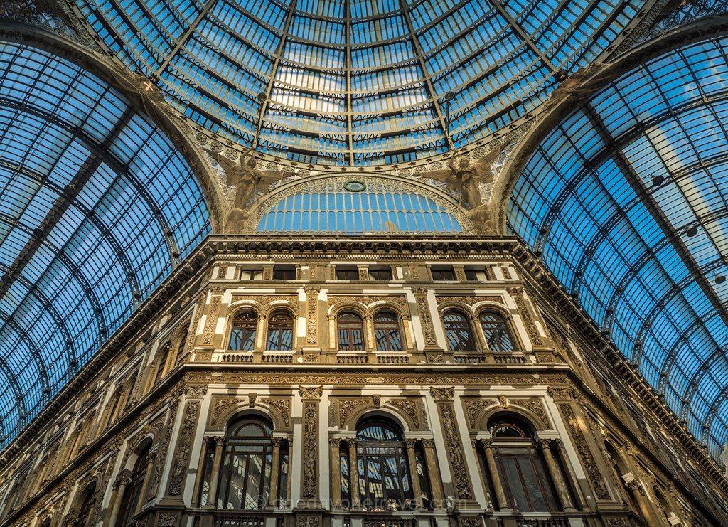 galerie Umberto Ier de Naples