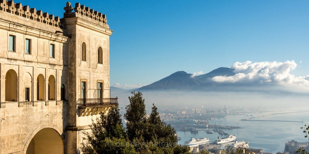 Visiter Naples monastère San Martino