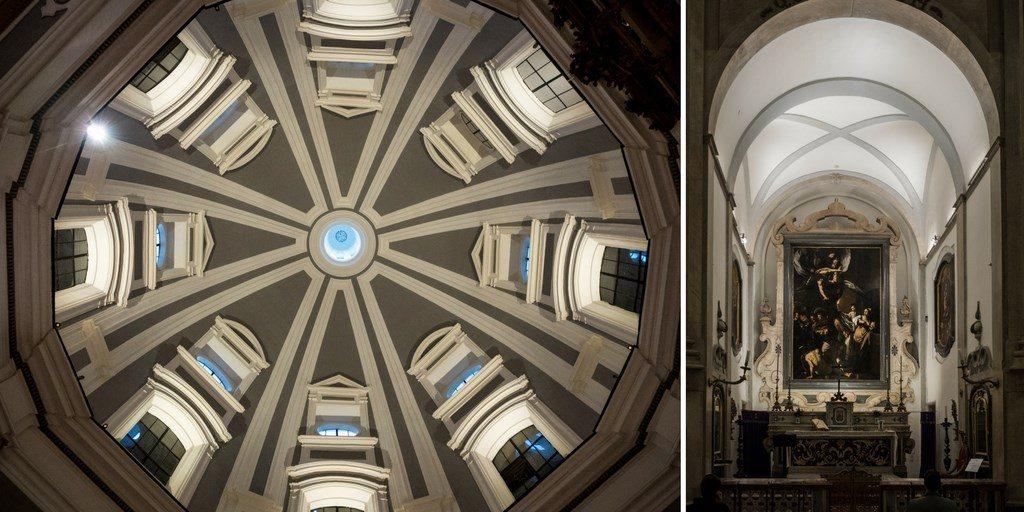 Visiter Naples blog voyage église architecture
