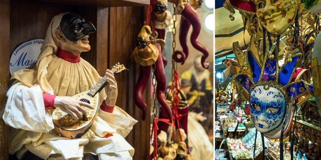 Visiter Naples rue San Gregorio Armeno