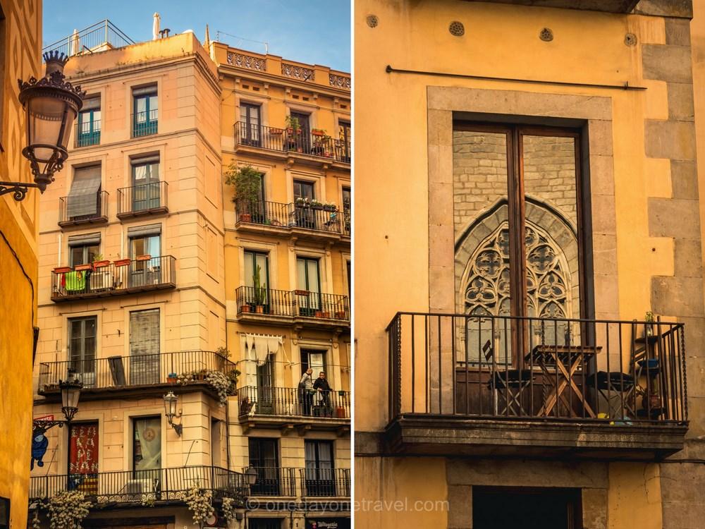 architecture el born Barcelone