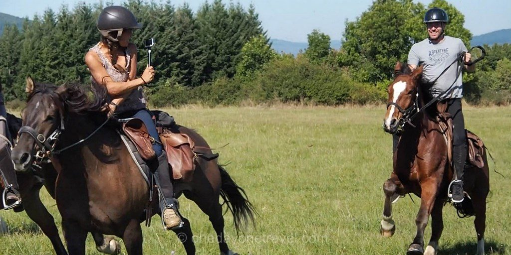 cheval aventure richard au galop