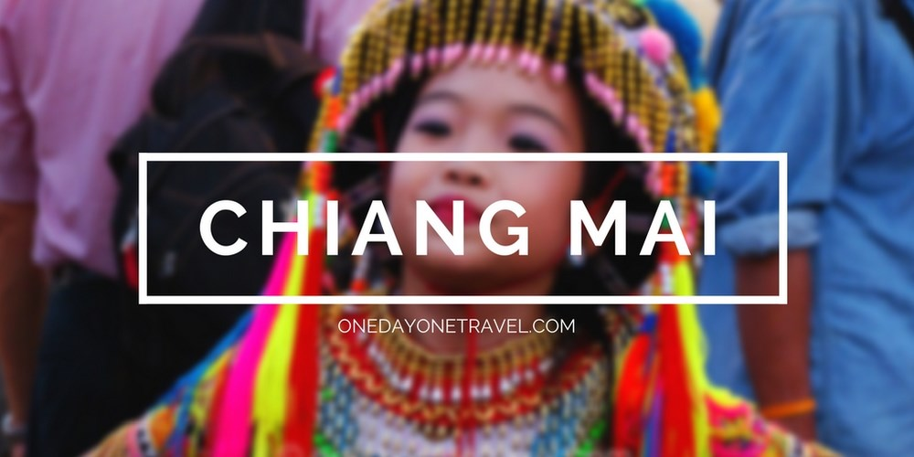 chiang mai itineraire thailande blog voyage