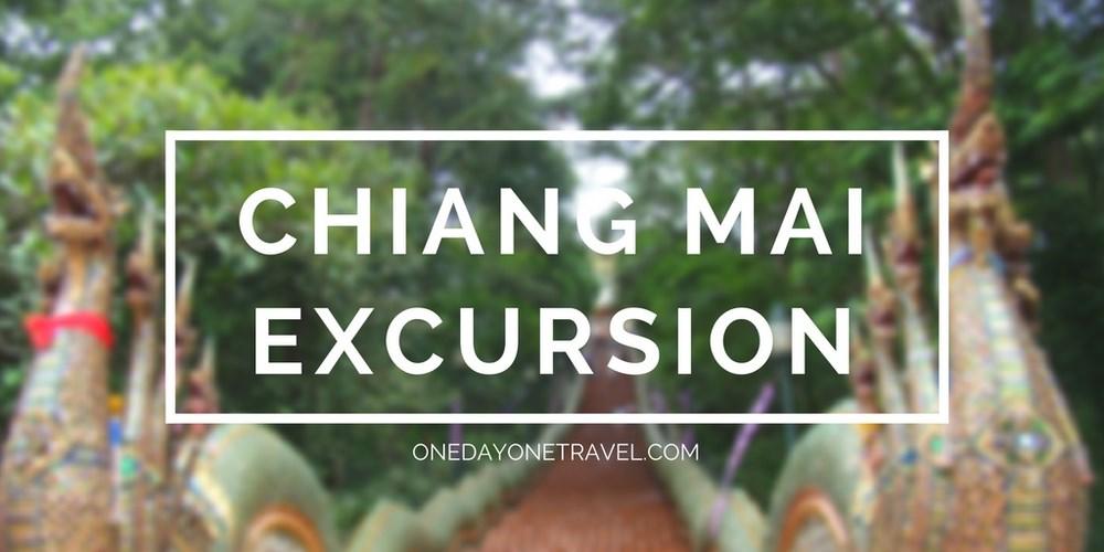 excursion autour de chiang mai thailande