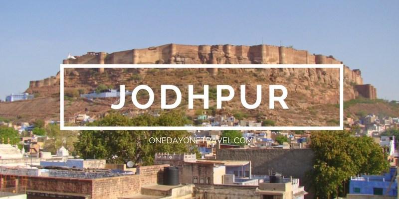 jodhpur inde nord blog voyage