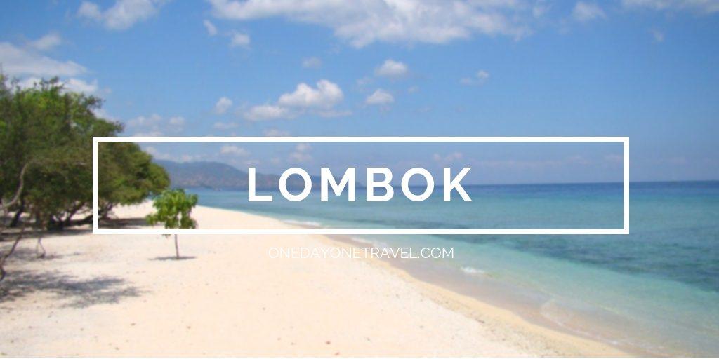 lombok blog voyage