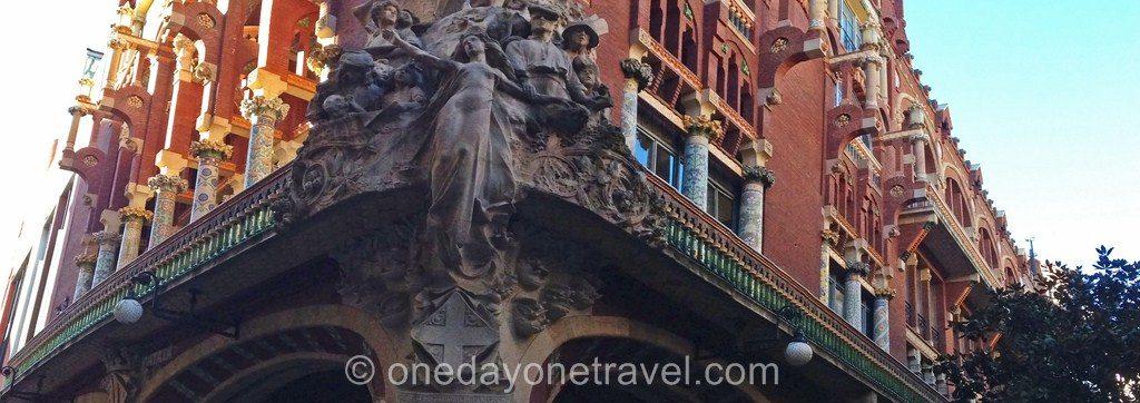 palais de la musique barcelone blog voyage