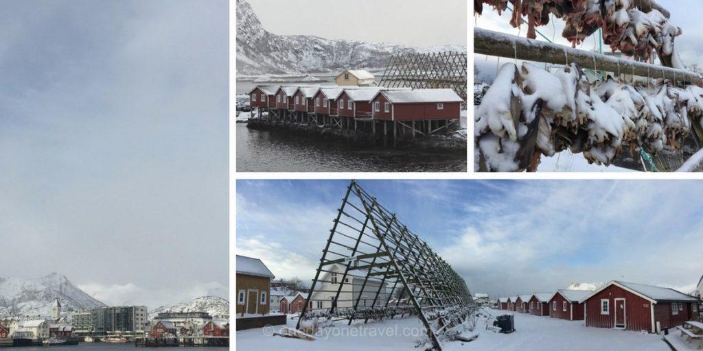 rorbuer Norvège du Nord Lofoten