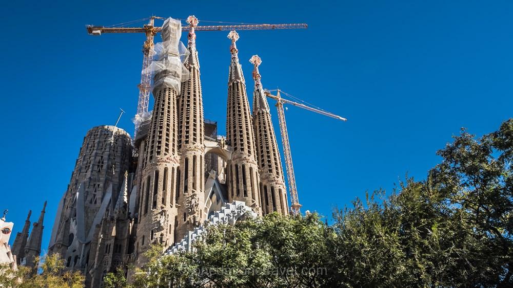 sagrada familia monument Barcelone blog voyage OneDayOneTravel
