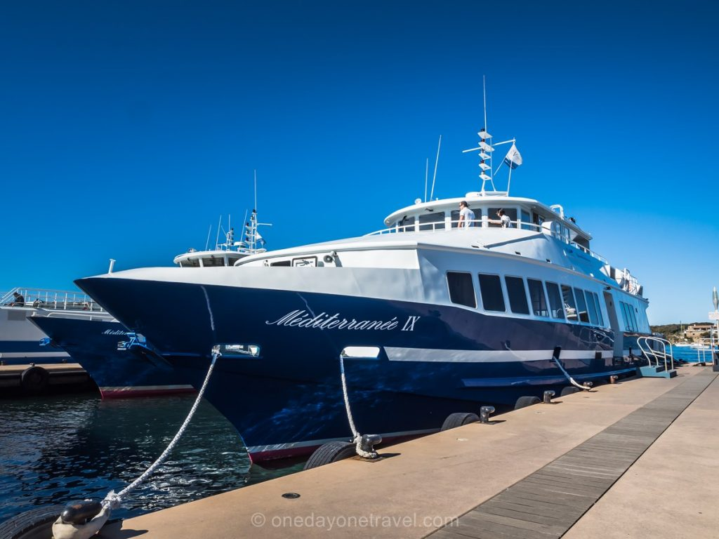 îles Hyères compagnie maritime TLVTVM