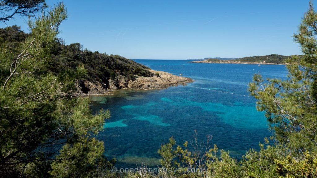 îles d'Hyères Port-Cros
