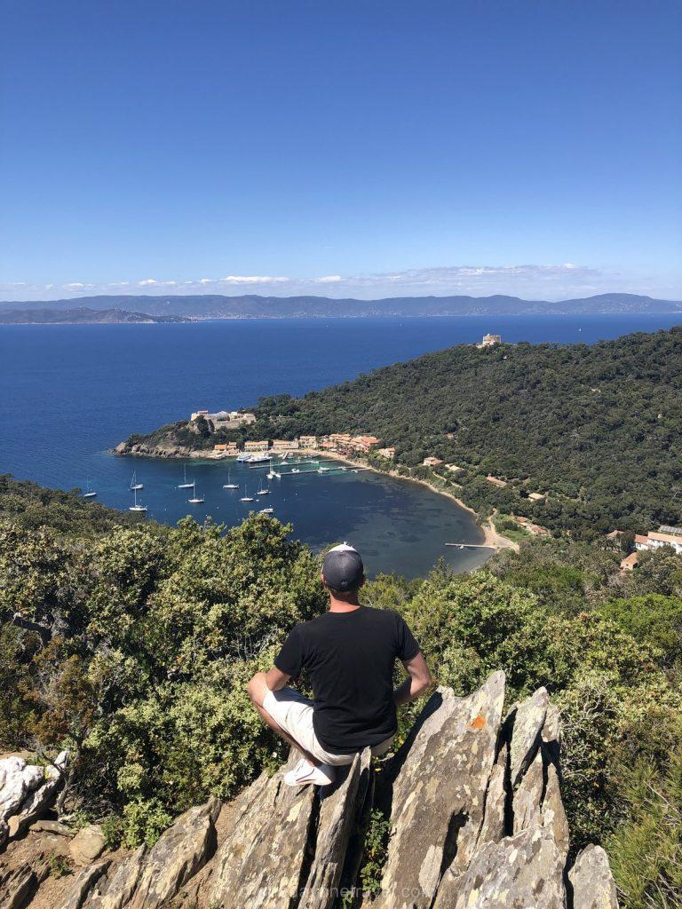 Port-Cros Mont Vinaigre