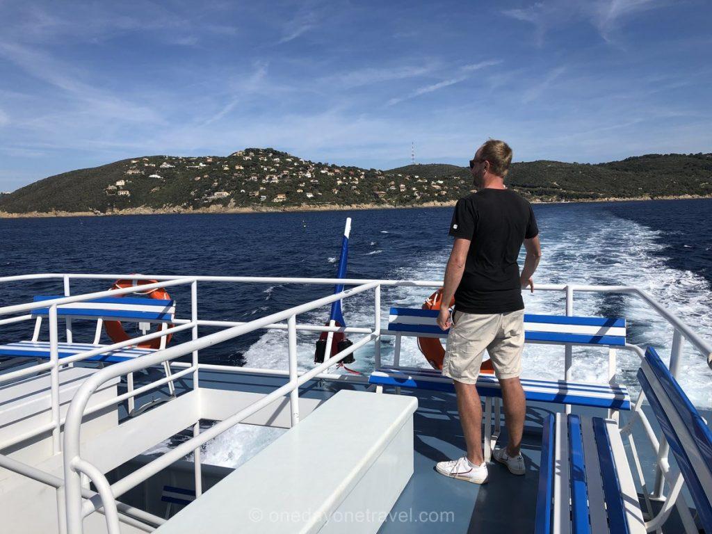 îles Hyères traversée en bateau TLVTVM