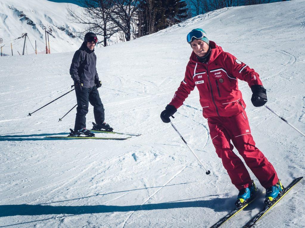 Ski au Grand-Bornand : Vacances au sport d'hiver