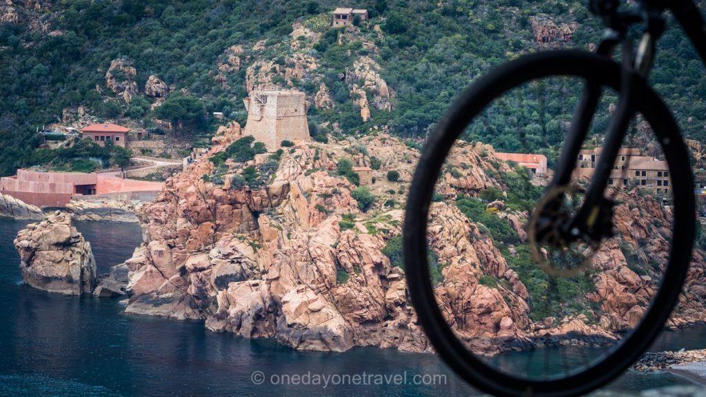 cyclotourisme en Ouest Corsica