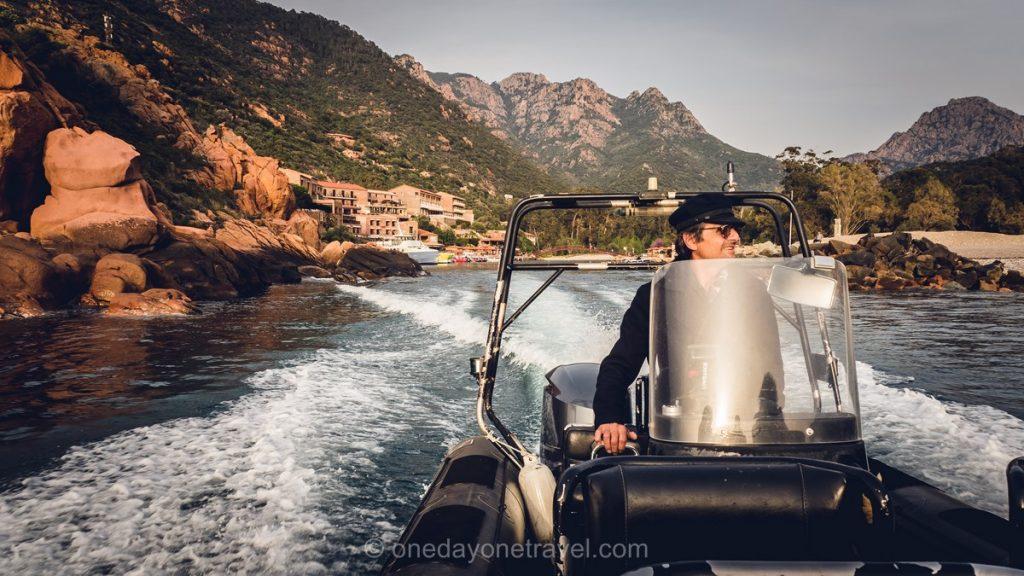Excursion vers les Calanques de Piana avec PortoLinea