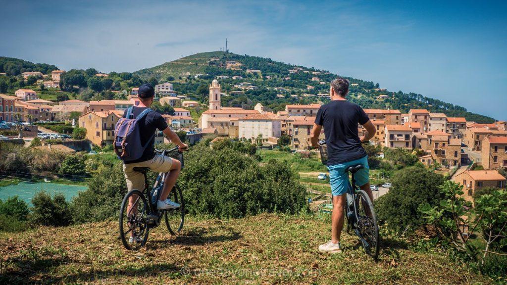 De Piana à Porto en vélo à assistance électrique