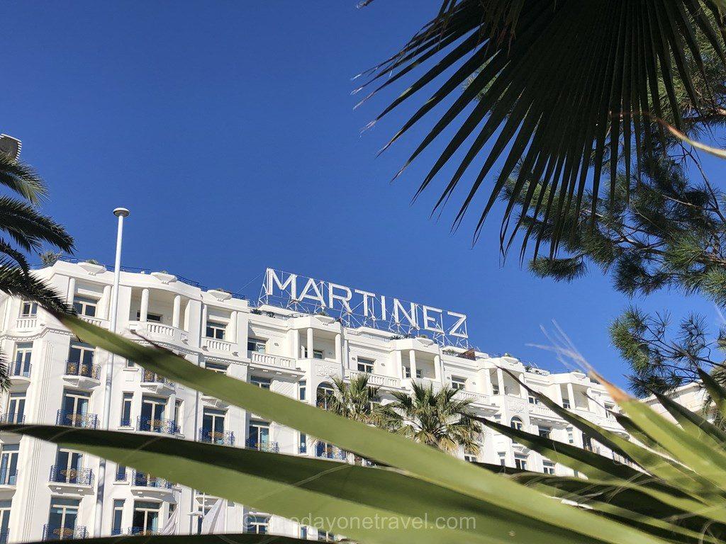 Road trip dans les sud de la France La Croisette de Cannes