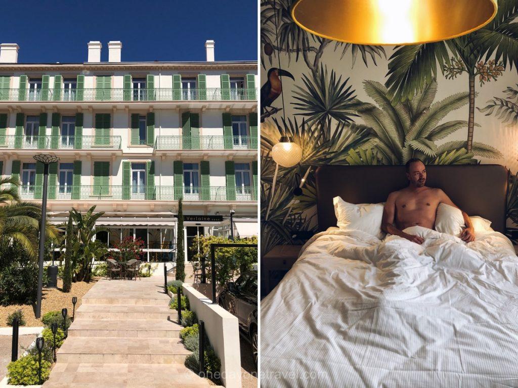 Hotel Le Verlaine Cannes