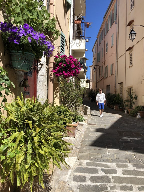 Road trip dans les sud de la France Colline du Suquet Cannes