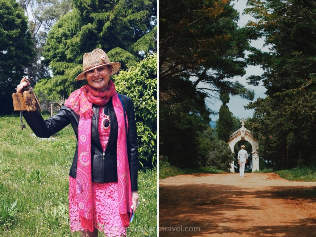 Road trip dans le sud de la France Ile Saint Honorat  Greeter