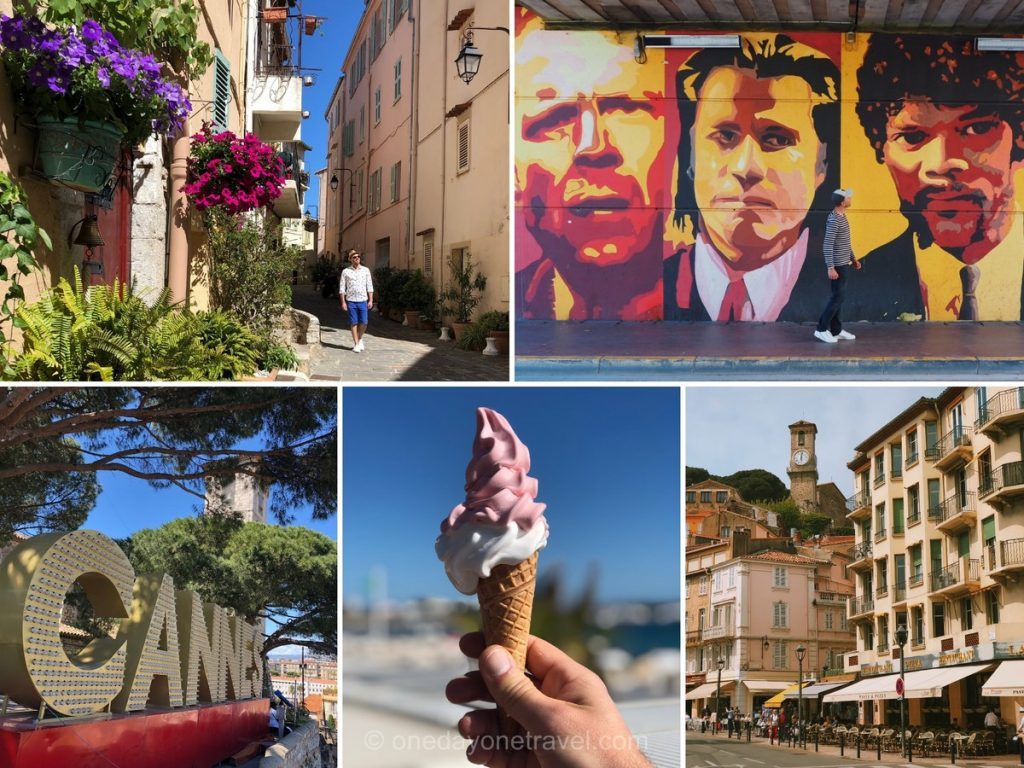 Road trip dans le sud de la France Cannes
