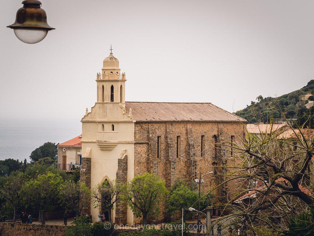 Cargèse église