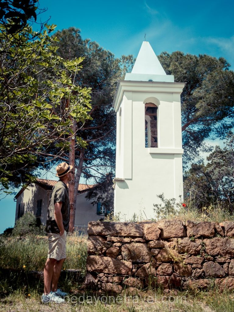 Clocher de Sagone - Ouest Corsica