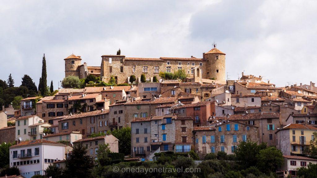 Callian - Visites des villages du Pays de Fayence - Estérel Côte d'Azur