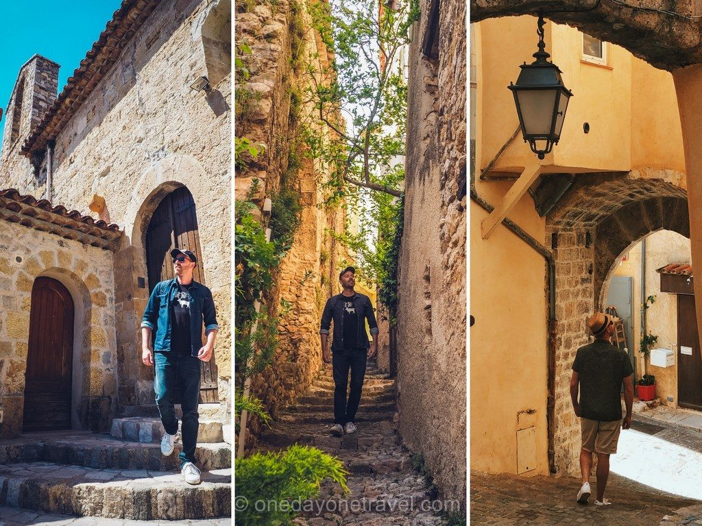 Visites des villages du Pays de Fayence - Estérel Côte d'Azur