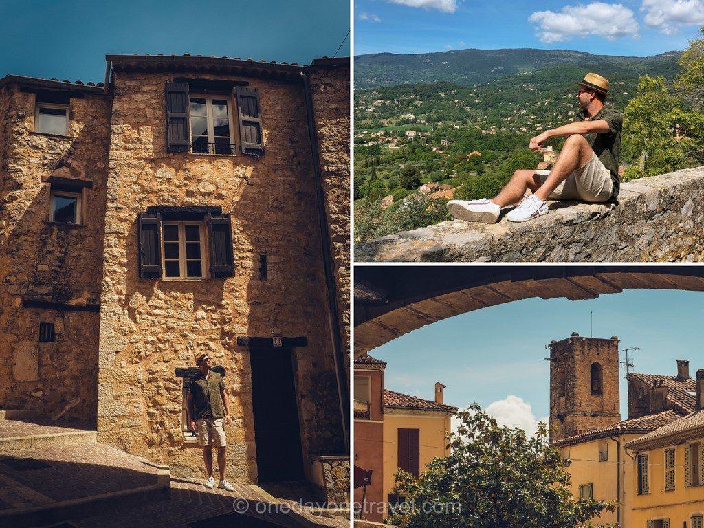 Fayence - Visites des villages du Pays de Fayence - Estérel Côte d'Azur