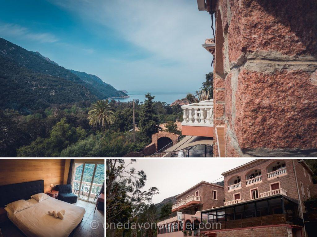 Hôtel Bella Vista - Porto Ouest Corsica