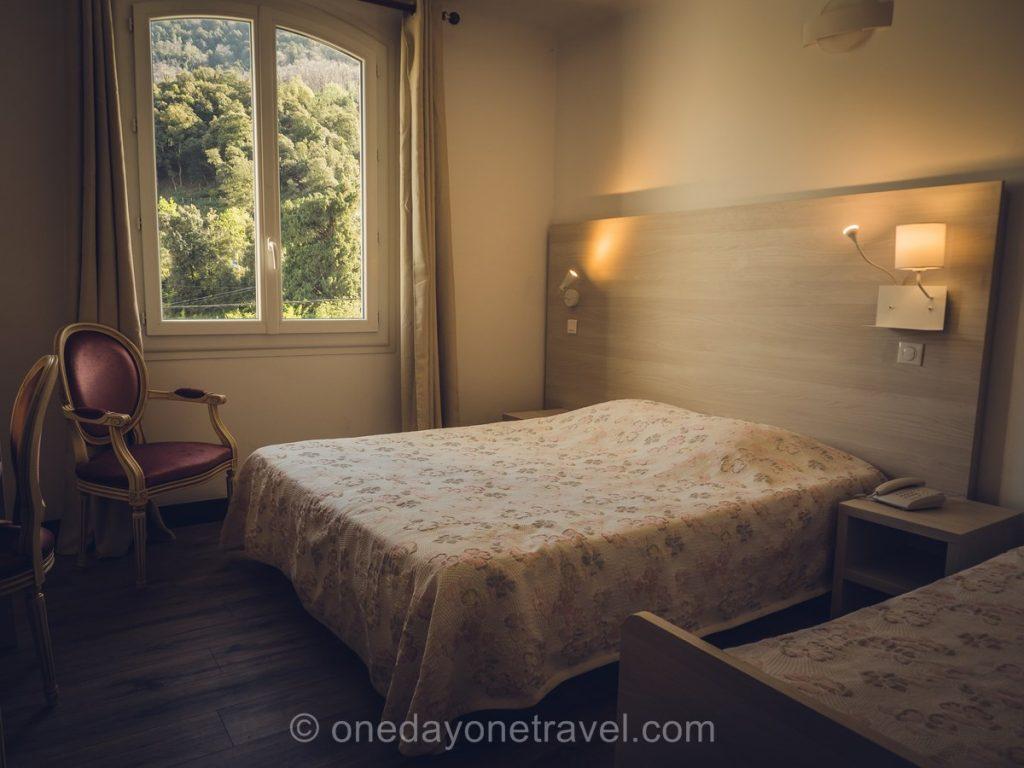 Hôtel U Paradisu Chambre Vico Ouest corsica